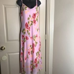 NWT Betsy Johnson & Urban outfitters Rose Dress